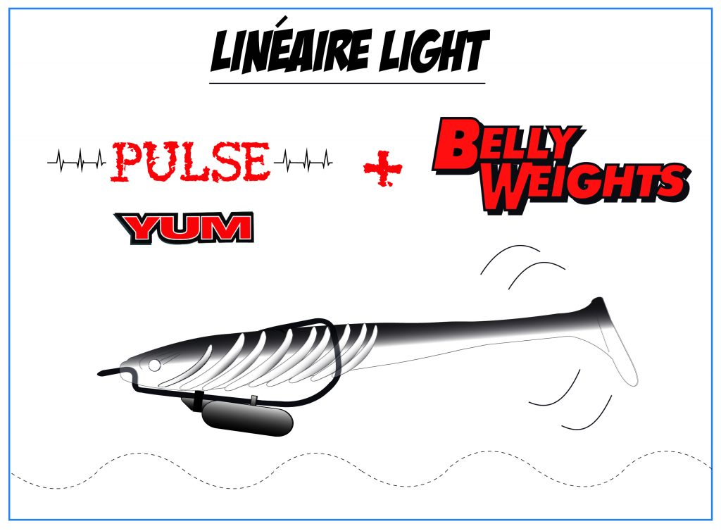 Yum Pulse + Belly Weigths