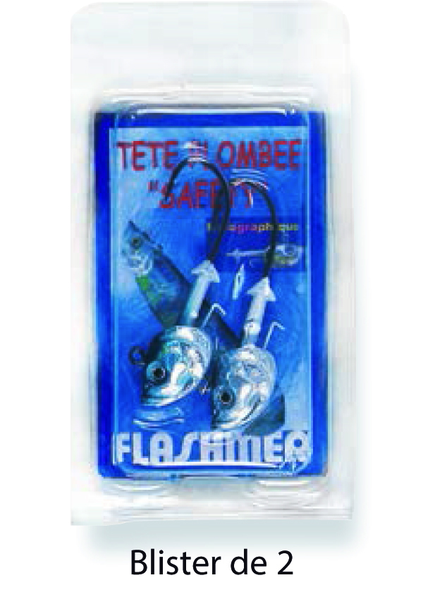 Tête plombée Safety Flashmer