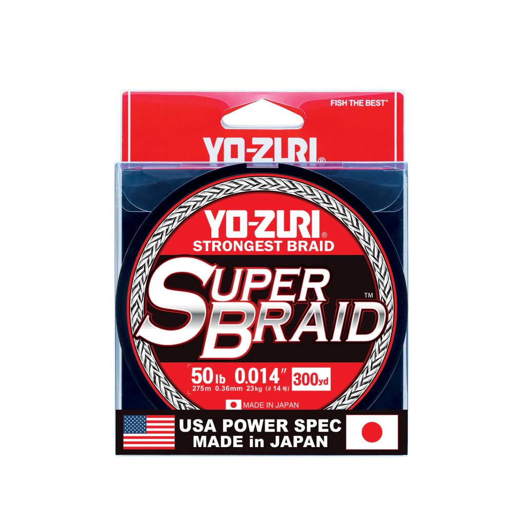 Superbraid 8X Yo-Zuri Multicolore