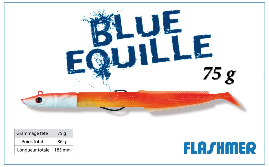 Blue Equille 75 g