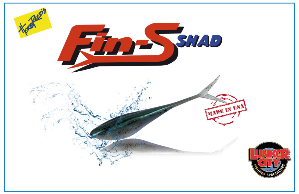 Fin's Shad Lunker City