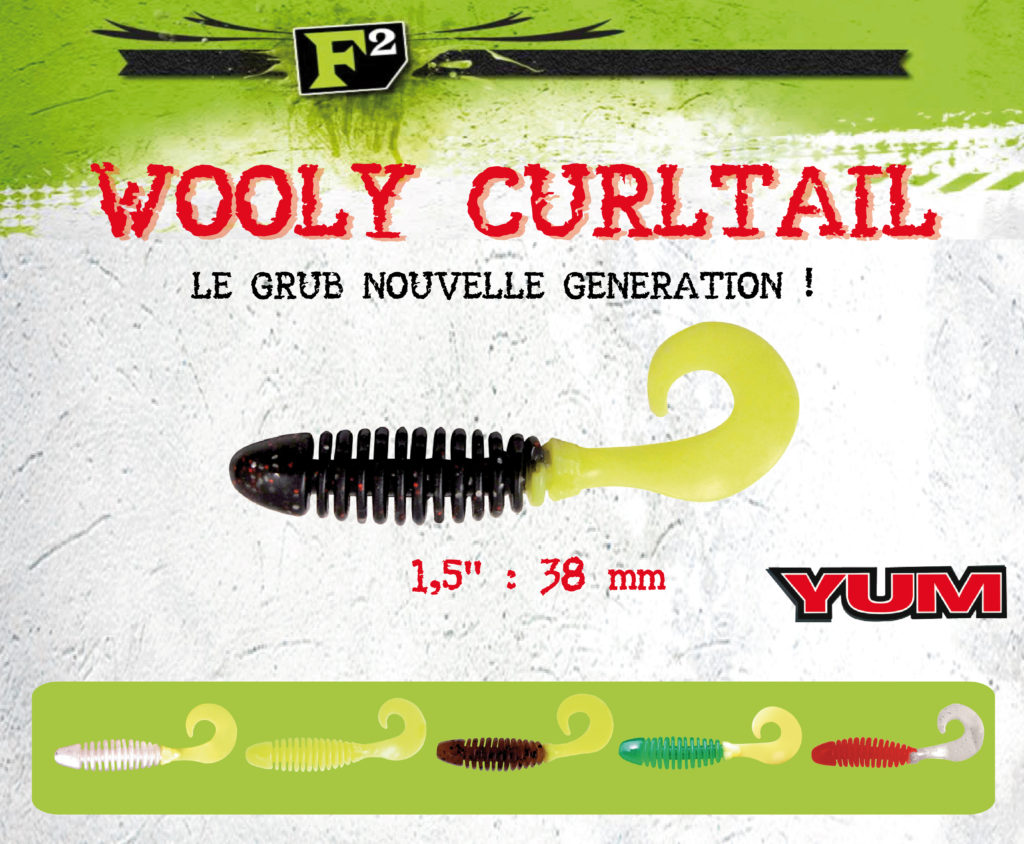 Wooly Curtail Yum 38 mm