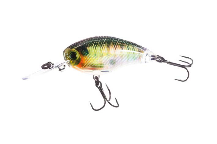 3DR Mid Crank coloris Bluegill
