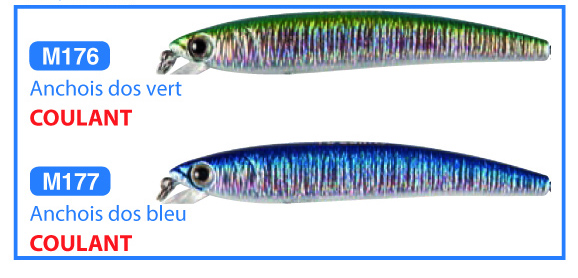 Pin's Minnow Laser