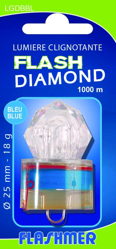lampe Flash Diamond Flashmer