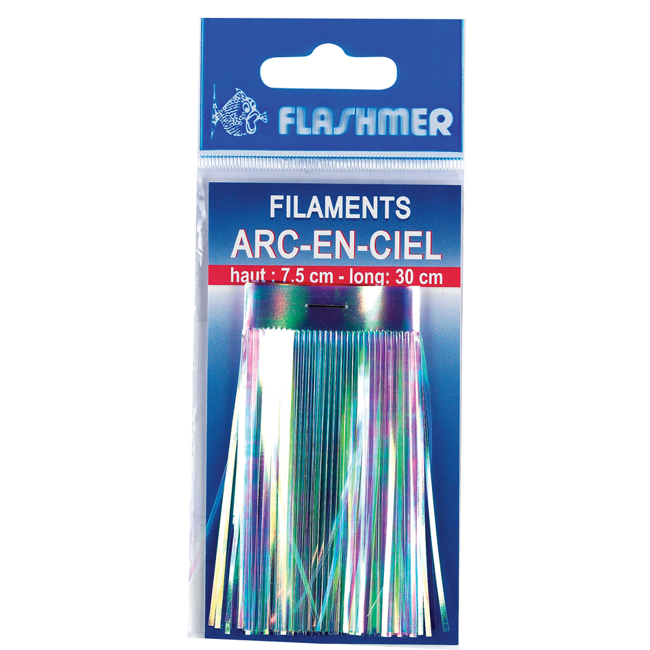 Filaments Arc-en-ciel Flashmer