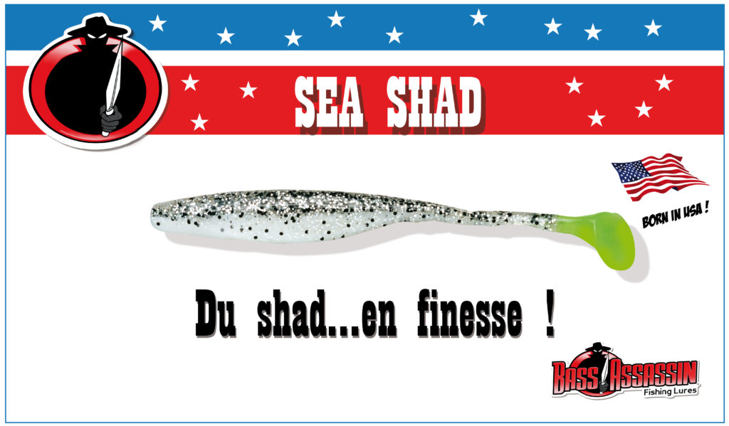 Sea Shad Bass Assassin