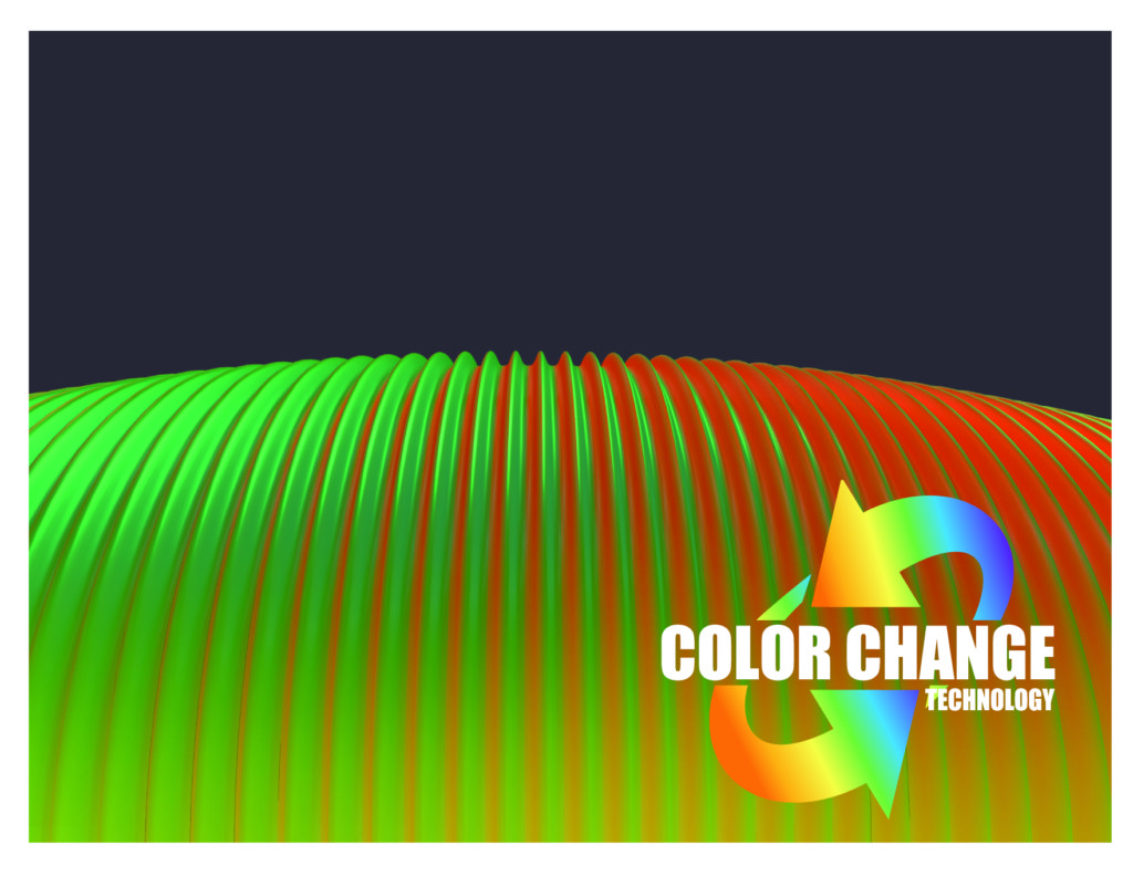 technologie « Color Change