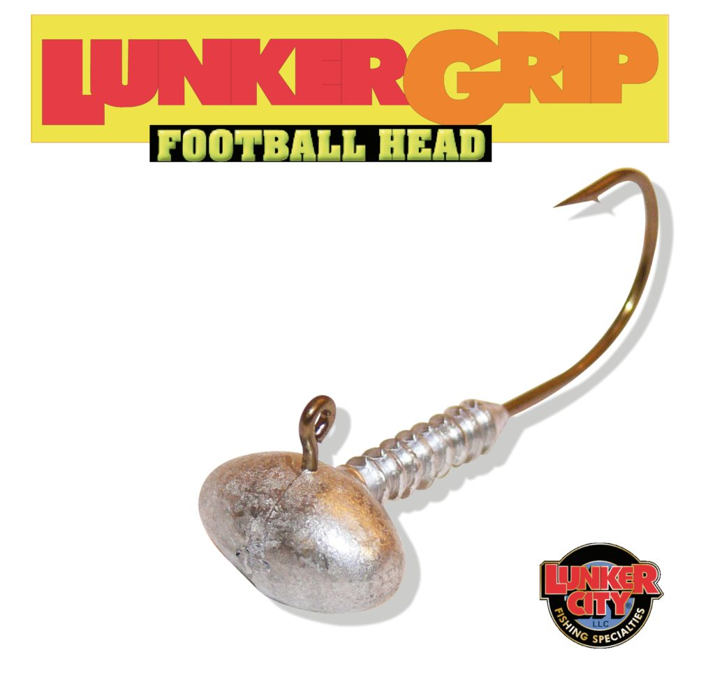 Tête Football Lunker City