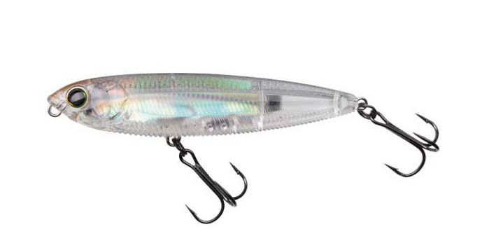 3DR Pencil coloris Glass Minnow