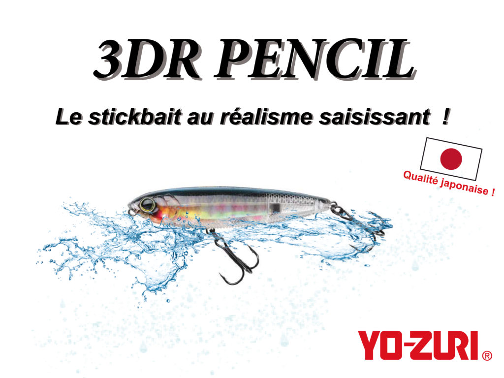 3DR Pencil Yo-Zuri