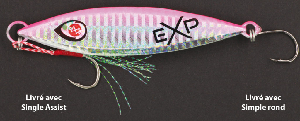 Casting jig Meiji Explorer Tackle