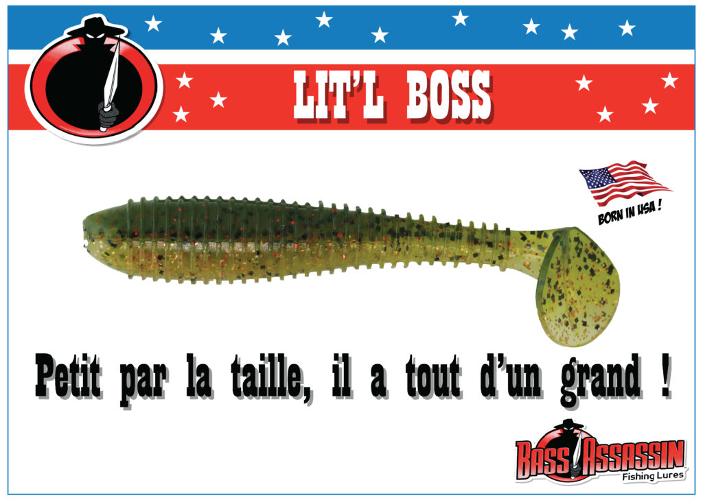 Lit'l Boss Bass Assassin