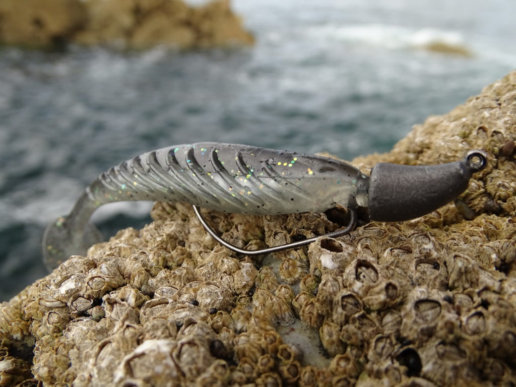 Combo Finess Nose Jig Head Scratch Tackle / Pulse Yum