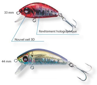 L-MINNOW HEAVY WEIGHT