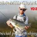 3DR Mid Crank : le crankbait spécial power fishing !